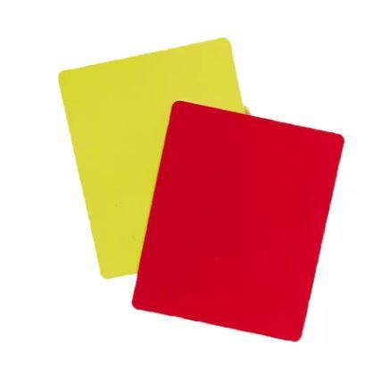 Regeling gele en rode kaarten, schorsingen en boetes