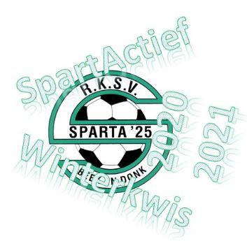 Tussenstand Sparta'25 Winterkwis